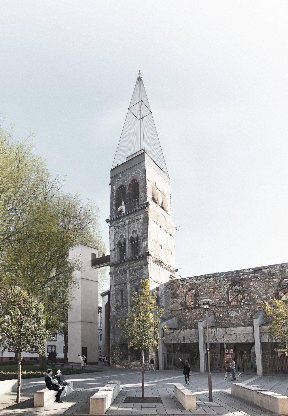 Gedenkstätte St. Christoph  — FORMAAT