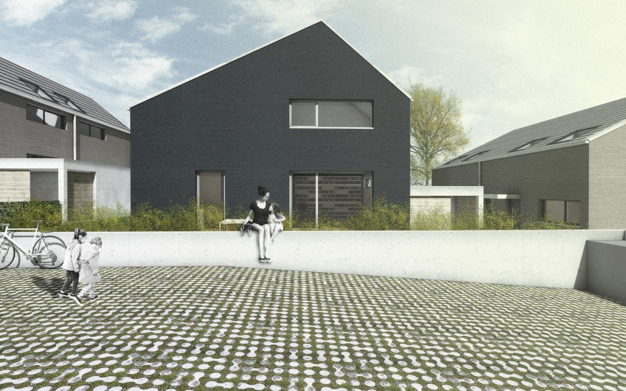 Wohnbebauung LWR
